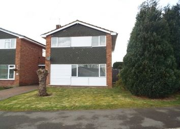 Thumbnail 3 bed detached house to rent in Hollys Road, Yoxall, Burton-On-Trent