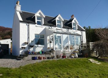 Thumbnail 4 bed detached house for sale in The Square, Balmacara, Kyle