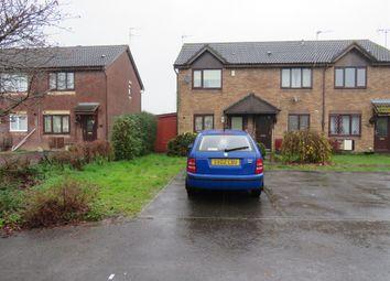 Thumbnail 2 bed end terrace house for sale in Heol Bryncwtyn, Pencoed, Bridgend