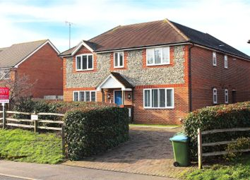 Thumbnail 2 bed flat for sale in Roundstone Lane, Angmering, West Sussex