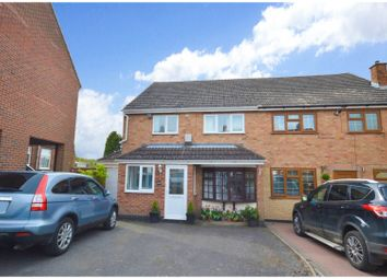 Thumbnail 3 bed semi-detached house for sale in Grange Road, Nuneaton