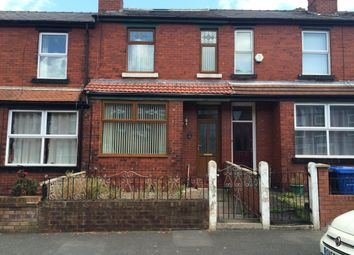Thumbnail 4 bedroom terraced house to rent in Graham Road, Salford
