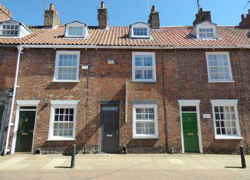 Thumbnail 2 bed terraced house for sale in Landress Lane, Beverley, East Yorkshire