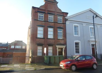 Thumbnail 2 bed flat to rent in Durham Street, The Headland, Hartlepool