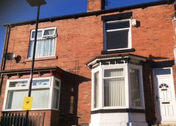 Thumbnail 4 bedroom terraced house to rent in Bolsover Road, Sheffield