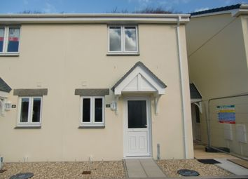 Thumbnail 2 bed end terrace house to rent in Homefield Park, Portreath, Redruth