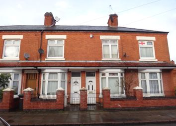 Thumbnail 3 bedroom terraced house for sale in Canon Street, Belgrave, Leicester