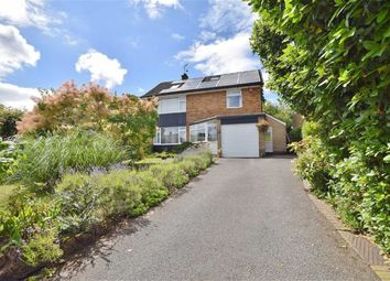 Thumbnail 6 bed detached house for sale in Summercourt Drive, Ravenshead, Nottingham