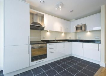 Thumbnail 2 bed flat to rent in Wharfside Point, London
