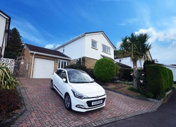 Thumbnail 4 bed detached house for sale in Windyridge, Dinas Powys