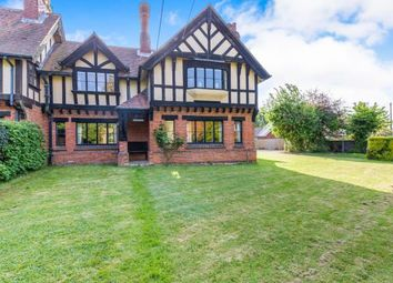 Thumbnail 3 bed end terrace house for sale in Eversley, Hook, Hampshire