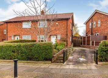 Thumbnail 2 bed semi-detached house for sale in Arkle Crescent, Darlington, Durham