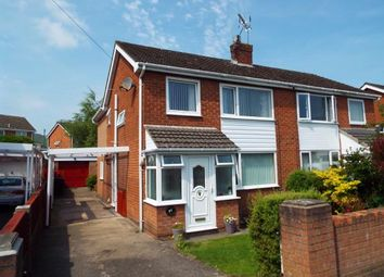 Thumbnail 4 bed semi-detached house for sale in Bryn Hyfryd, Coedpoeth, Wrexham, Wrecsam