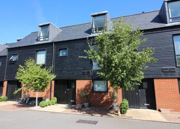 Thumbnail 4 bedroom terraced house for sale in Anchor Close, Southend-On-Sea