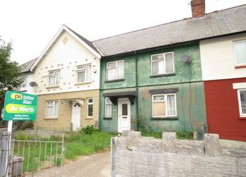 Thumbnail 3 bedroom terraced house for sale in Illtyd Road, Cardiff