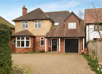Thumbnail 4 bed detached house for sale in St. Peters Avenue, Caversham Heights, Reading
