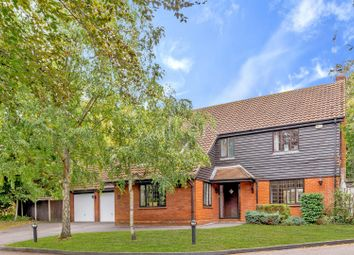 Thumbnail 4 bed detached house for sale in Chantry Drive, Ingatestone