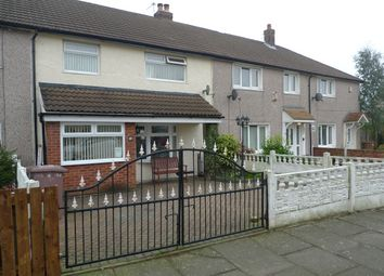 Thumbnail 3 bed town house for sale in Parbold Avenue, St. Helens