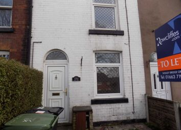 Thumbnail 2 bed property to rent in Buxton Road, Newtown, Nr Disley