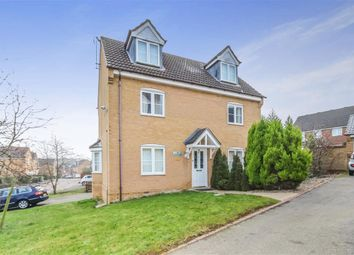Thumbnail 4 bed detached house for sale in Landseer Close, Wellingborough