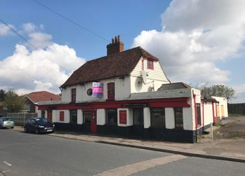 Thumbnail Land for sale in The Royal Oak, Cooling Road, Strood, Rochester, Kent