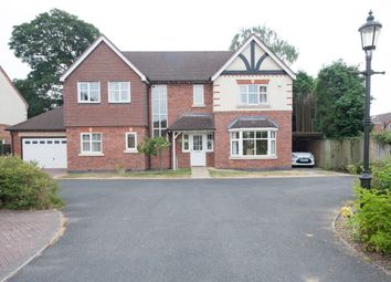 Thumbnail 5 bed detached house for sale in Rounton Close, Four Oaks, Sutton Coldfield
