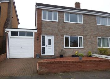 Thumbnail 3 bed semi-detached house to rent in Avon Close, Carlisle, Cumbria