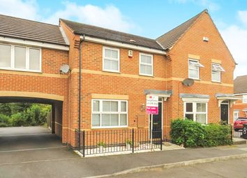 Thumbnail 3 bedroom town house for sale in Damson Grove, Alvaston, Derby
