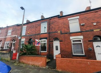 Thumbnail 2 bed terraced house for sale in Clarendon Road, Manchester