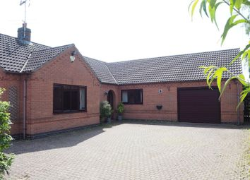 Thumbnail 4 bed bungalow for sale in Sykes Lane, Balderton, Newark