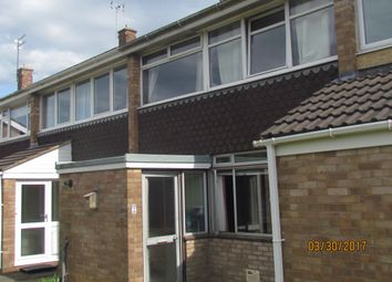 Thumbnail 3 bed terraced house to rent in Long Meadow, Stapleton, Bristol