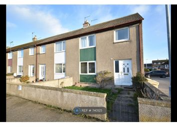 Thumbnail 3 bedroom end terrace house to rent in Moray Street, Lossiemouth