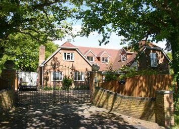 Thumbnail 5 bedroom detached house to rent in Greenaway Lane, Warsash, Hampshire