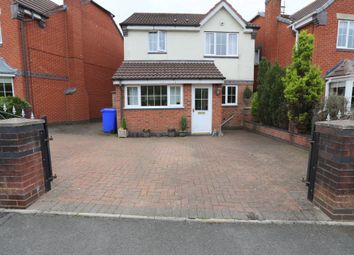 3 bed detached house for sale in Highland Drive, Lightwood, Longton, Stoke-On-Trent ST3