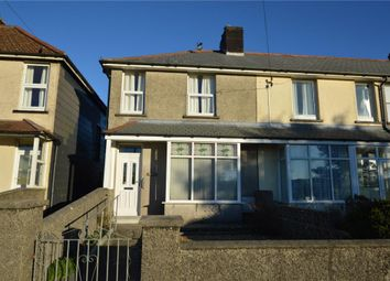 Thumbnail 3 bed end terrace house to rent in St. Cleer Road, Liskeard, Cornwall