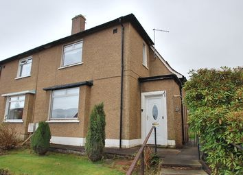 Thumbnail 2 bedroom semi-detached house for sale in Kinneil Drive, Bo'ness