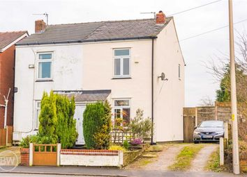 Thumbnail 2 bed semi-detached house for sale in Sale Lane, Tyldesley, Manchester