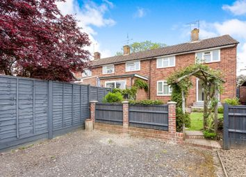 Thumbnail 3 bed end terrace house for sale in The Pasture, Crawley