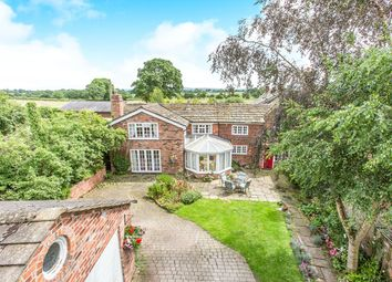 Thumbnail 4 bed semi-detached house for sale in Damson Cottage Wornish Nook, Somerford Booths, Congleton