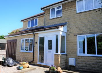 Thumbnail 5 bed semi-detached house for sale in Watling Close, Swindon