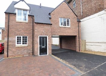Thumbnail 2 bed detached house to rent in Rowley Street, Stafford