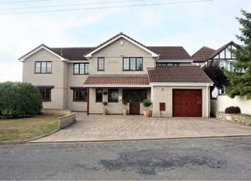 Thumbnail 6 bed detached house for sale in Court Farm Road, Longwell Green
