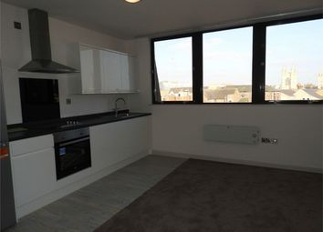 Thumbnail 2 bedroom flat to rent in 57 Priestgate, Peterborough, Cambridgeshire