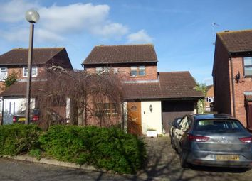 Thumbnail 3 bed detached house for sale in Leafield Rise, Two Mile Ash, Milton Keynes, Bucks