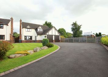 Thumbnail 4 bed detached house for sale in Pennine Way, Biddulph, Stoke-On-Trent