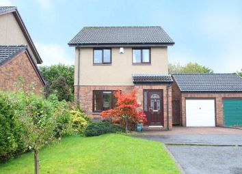 Thumbnail 3 bed detached house for sale in Bankton Park East, Murieston, Livingston, West Lothian