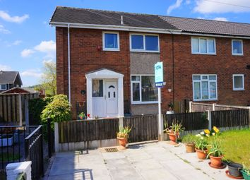 Thumbnail 2 bed semi-detached house for sale in Valley Road, Hyde