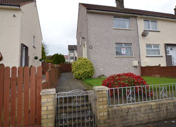 Thumbnail 2 bed terraced house to rent in Peden Avenue, Dalry, North Ayrshire