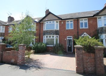 Thumbnail 3 bedroom terraced house to rent in Monmouth Avenue, Topsham, Exeter