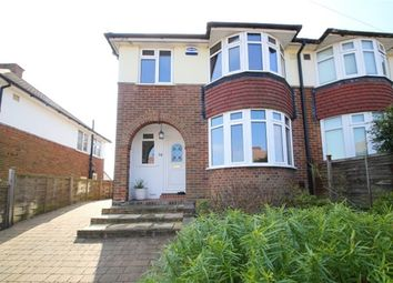 Thumbnail 3 bed semi-detached house for sale in Welbeck Avenue, High Brooms, Tunbridge Wells